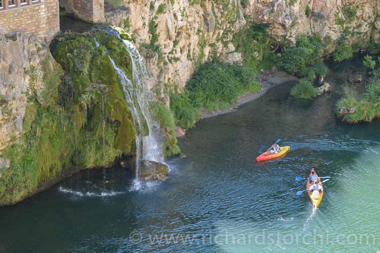 circuit Saint chely du tarn canoe kayak