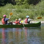La Cèze en canoë-kayak