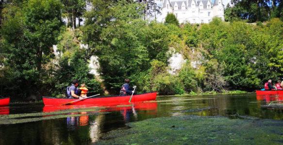 La Vienne en canoë-kayak