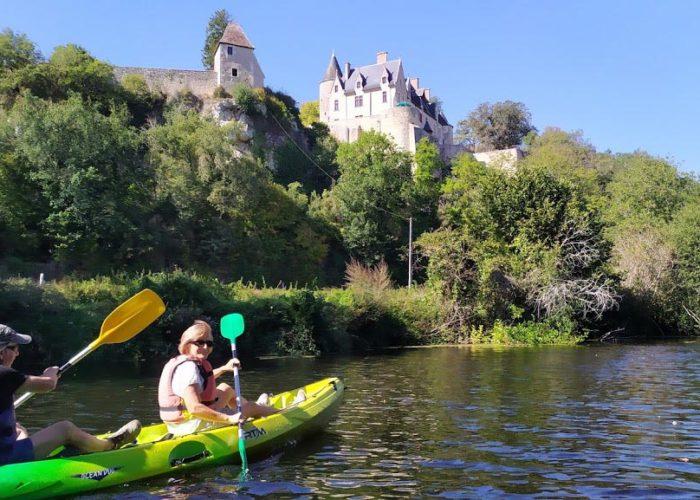Patrimoine de la Vienne en canoe-kayak