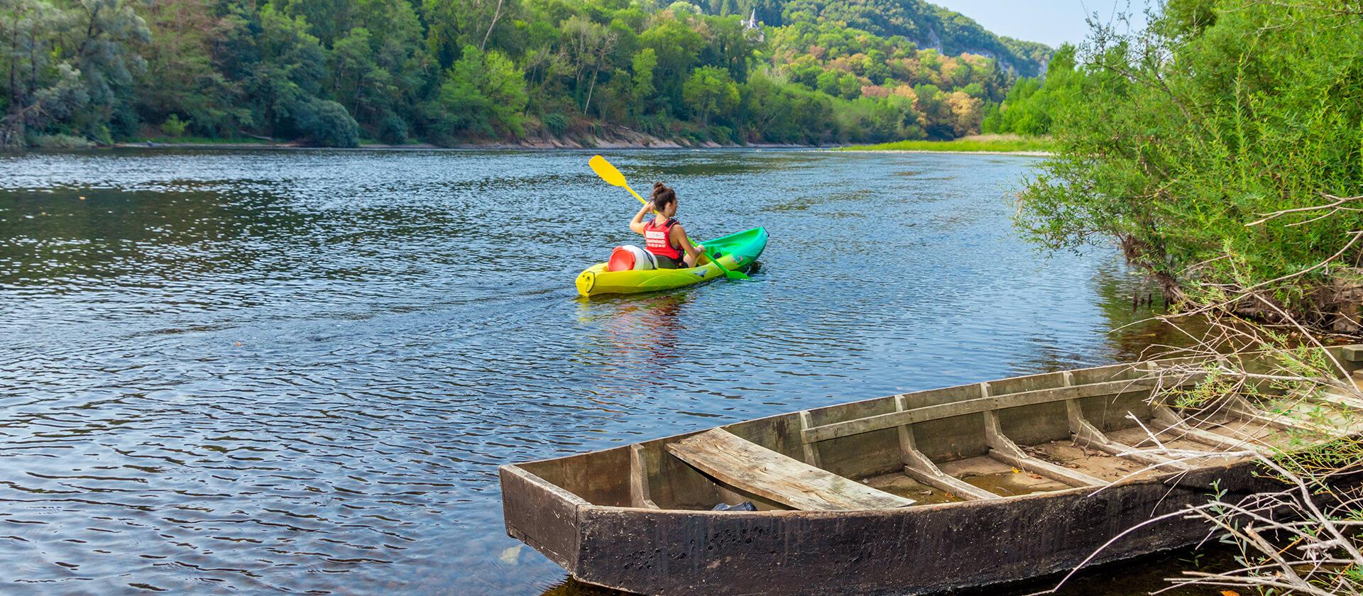 Envie de louer un canoë ou un kayak en France ?