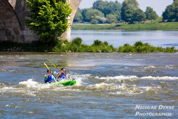 Canoë Kayak sur la Loire