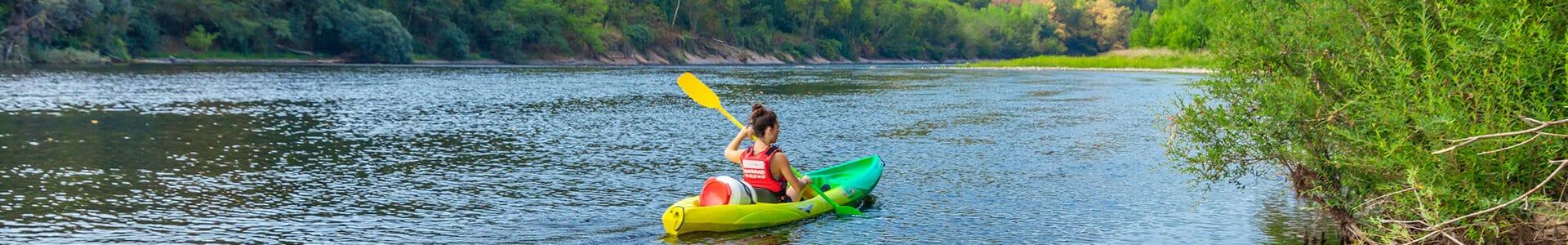 Qui a inventé le kayak ?