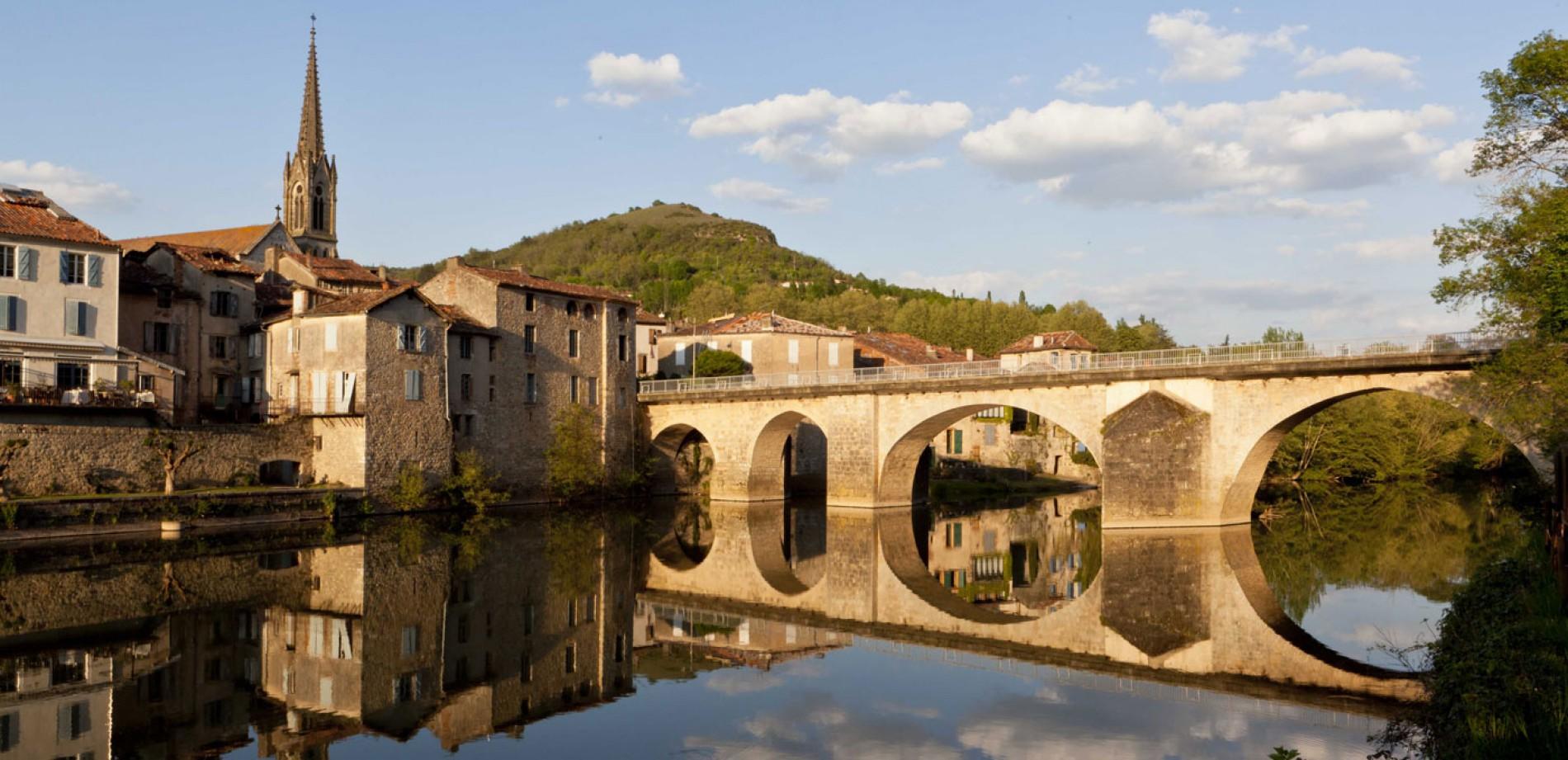 Location de canoë sur l'Aveyron