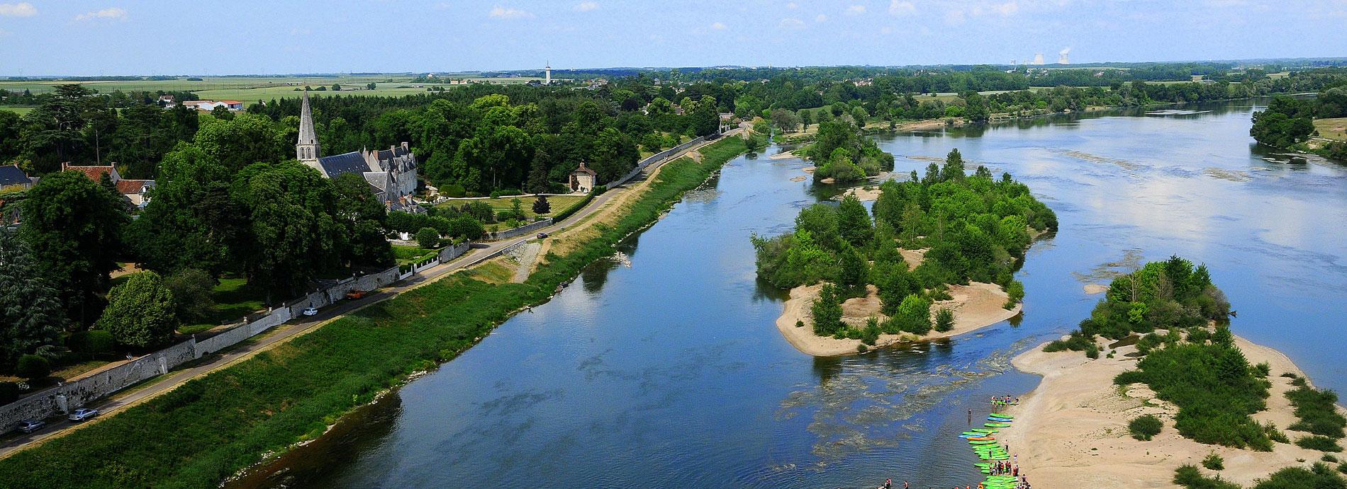 La Loire en canoë-kayak