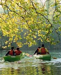 La Sorgue en canoë-kayak