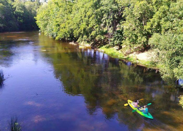 La Vienne en canoe